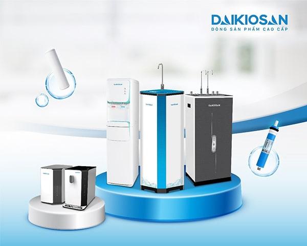 máy lọc nước daikiosa