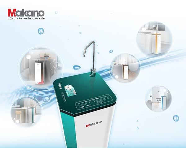 máy lọc nước ro makano
