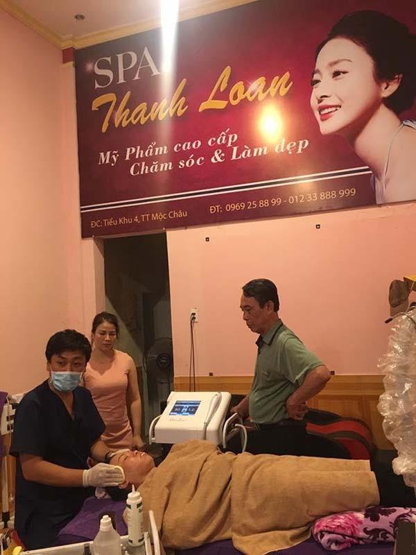 massage ở mộc châu