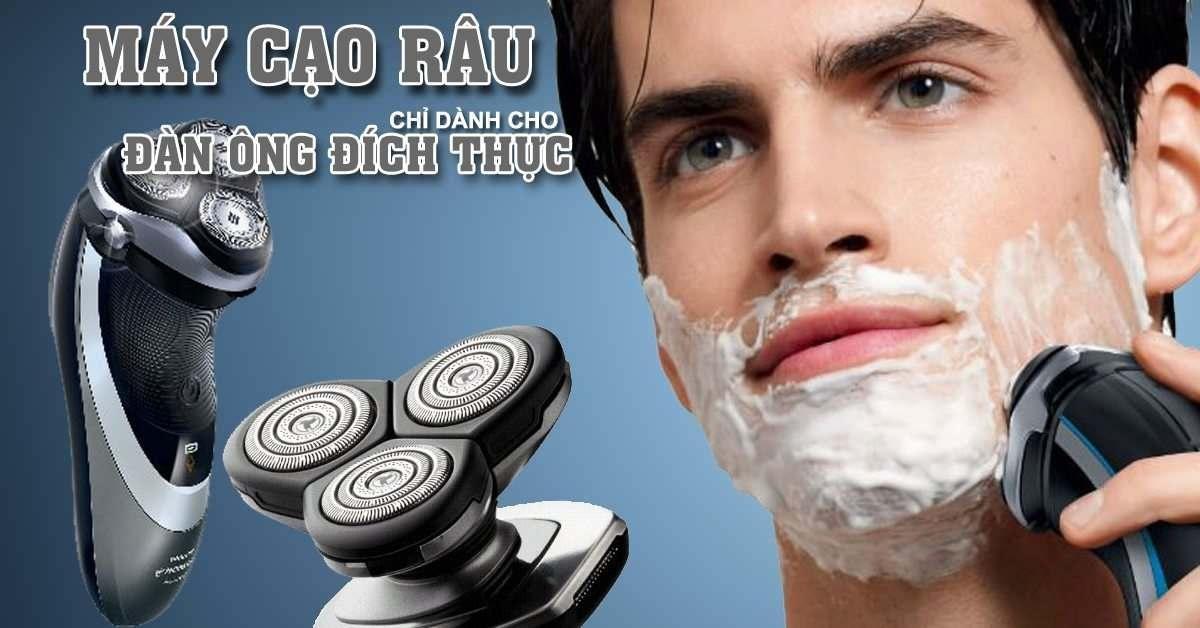 máy cạo râu nào tốt