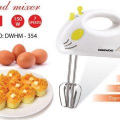 máy đánh trứng daewoo