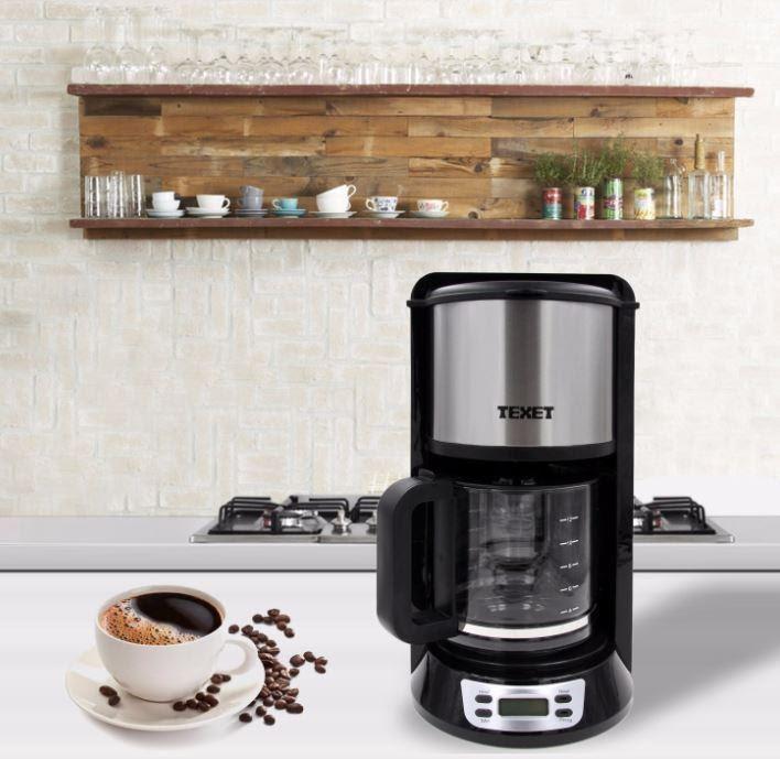 máy pha cà phê texet