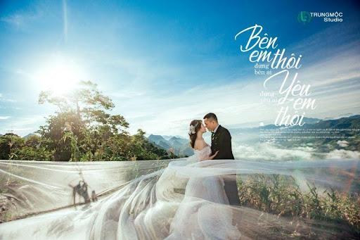 trung mộc wedding