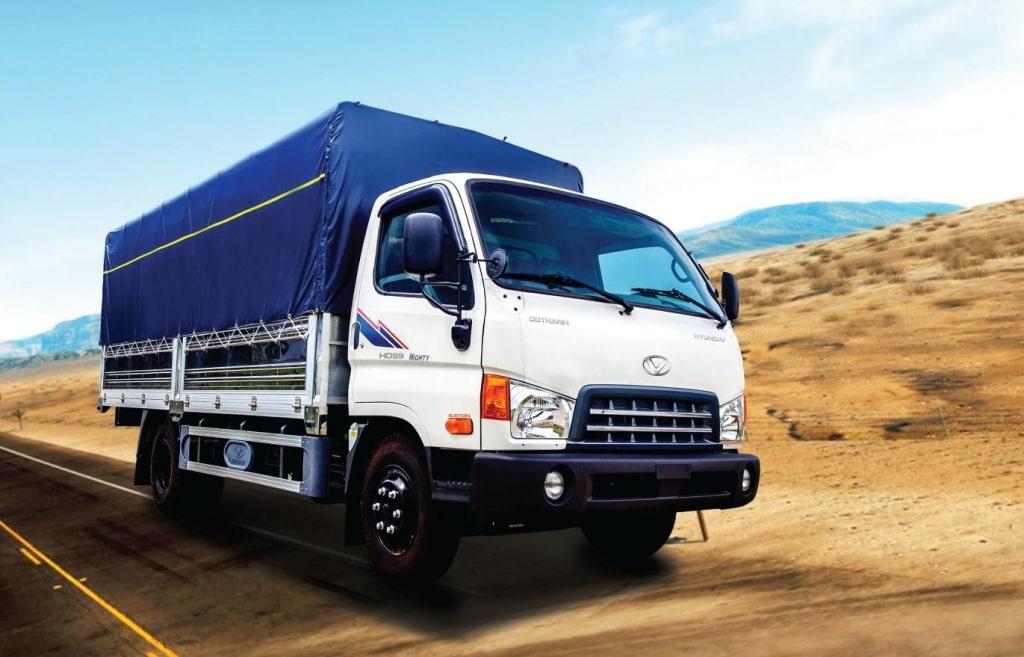 thuê xe tải chở hàng bắc nam