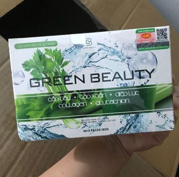 Bột Cần Tây Green Beauty