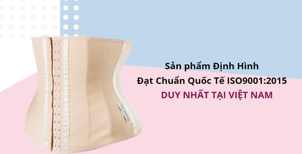 đai nịt bụng latex 2