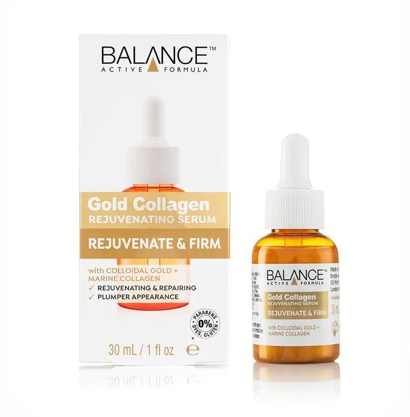serum balance gold collagen