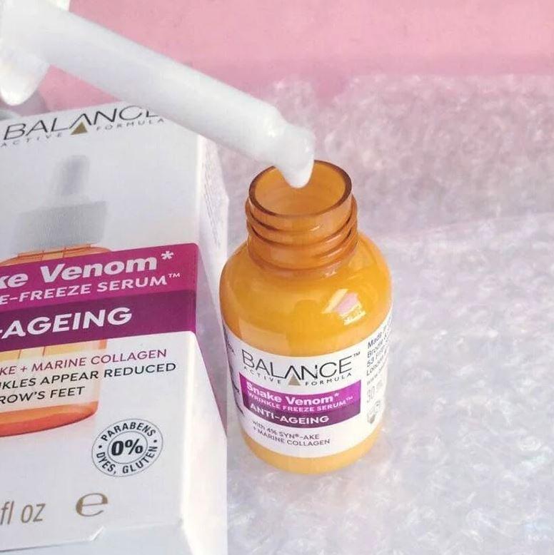 serum balance snake venom 4