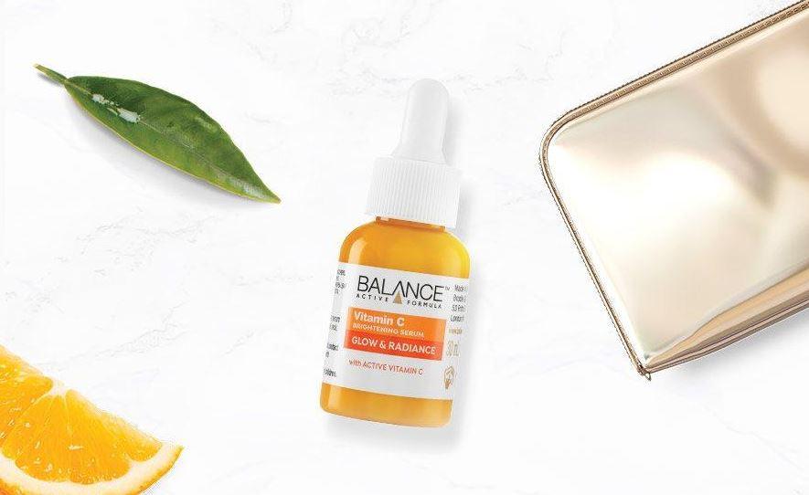 serum balance vitamin c 12