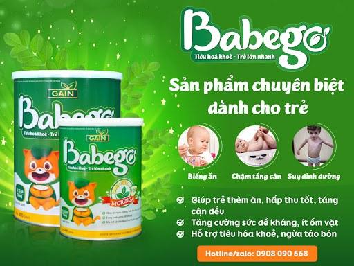 sữa babego 3