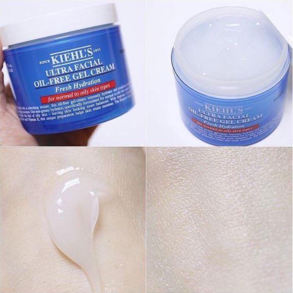 Kem dưỡng ẩm cho da dầu Kiehl's Ultra Facial Oil –Free Gel Cream