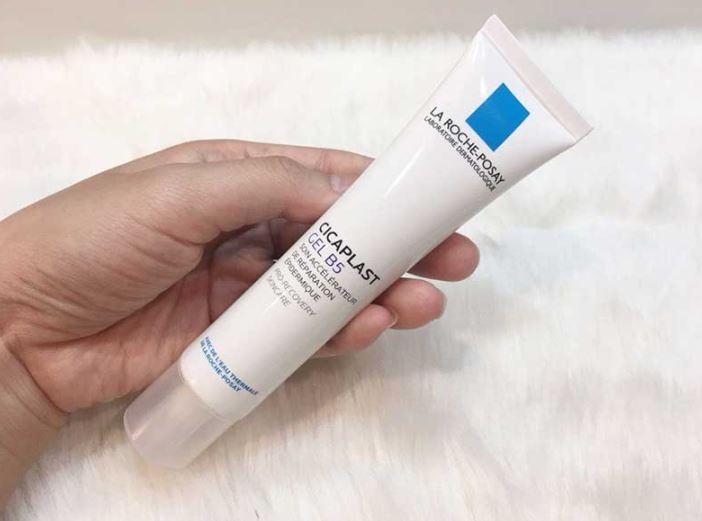 Kem dưỡng ẩm cho kem nhạy cảm La Roche-Posay dưỡng ẩm Cicaplast Gel B5