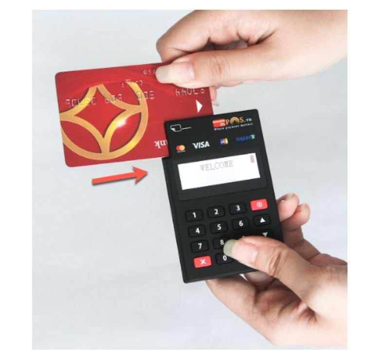 máy quẹt thẻ mpos hoạt động như thế nào