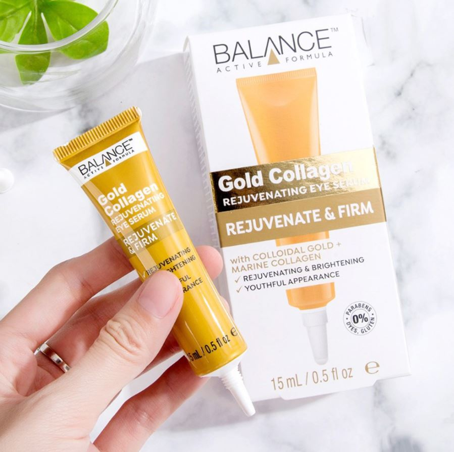 serum balance gold collagen 5