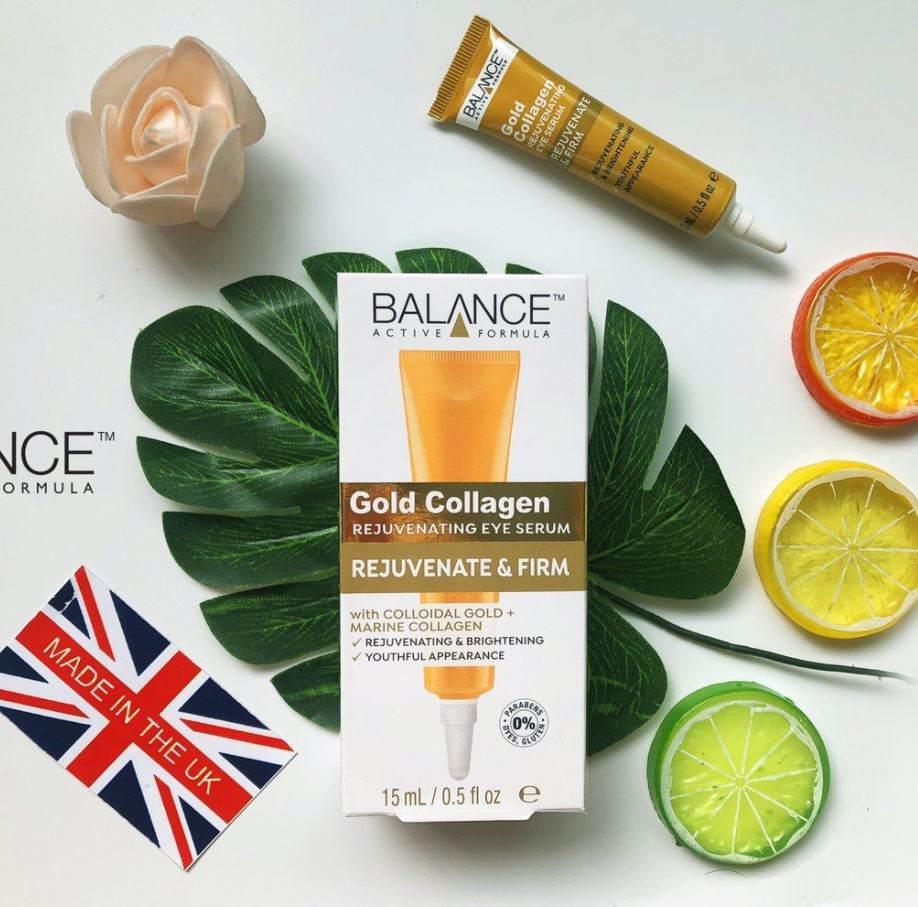 serum balance gold collagen 6