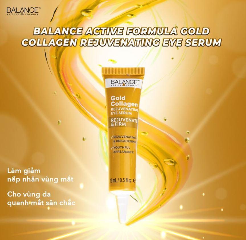 serum balance gold collagen 7