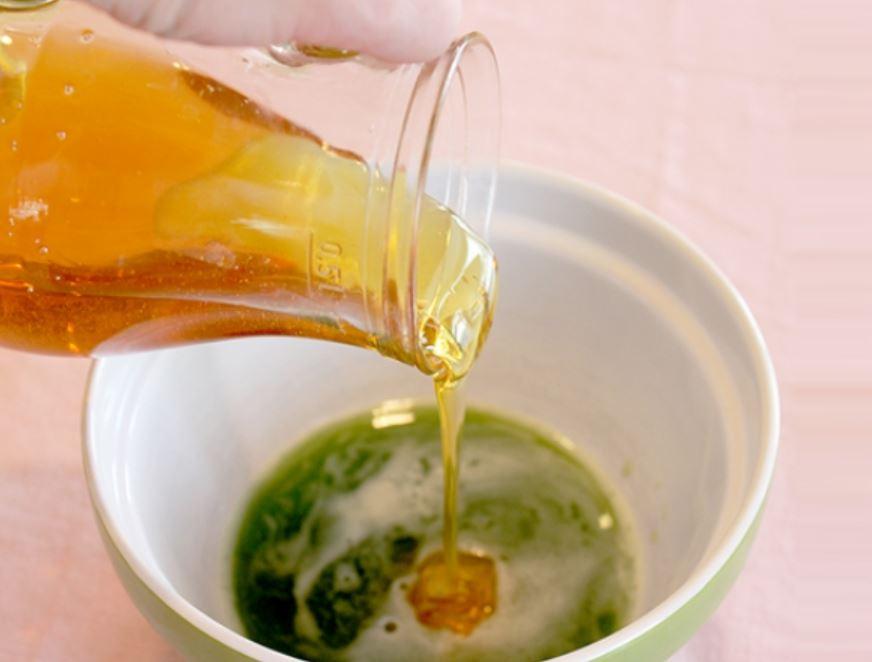 nước ép cần tây mật ong 1