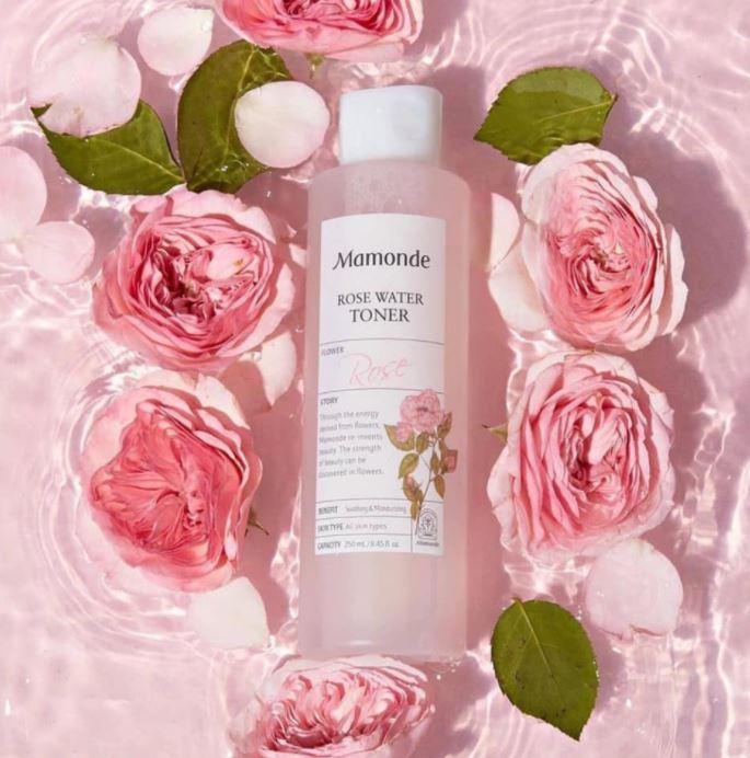nước hoa hồng mamonde 1