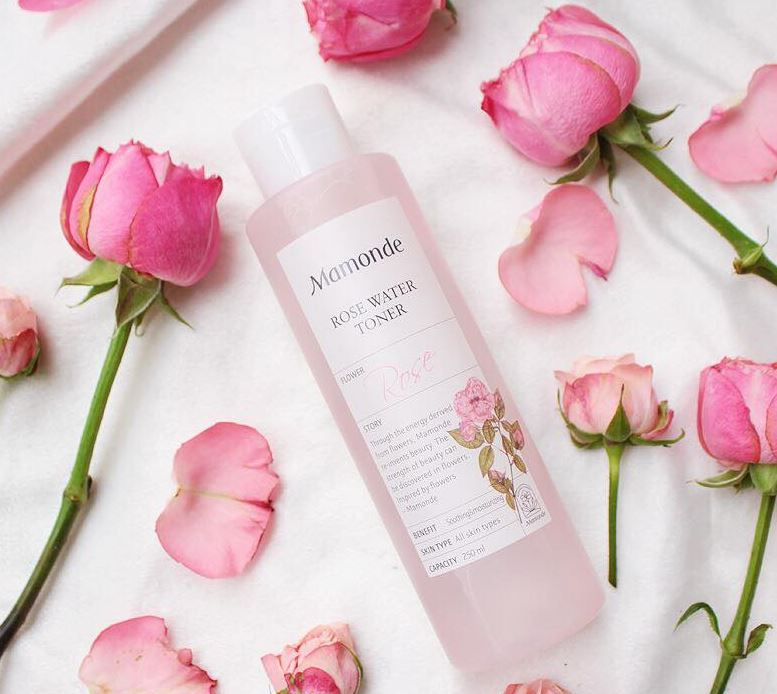 nước hoa hồng mamonde 10