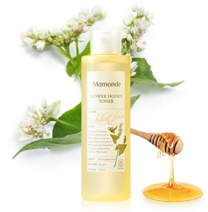 Mamonde Flower Honey Toner