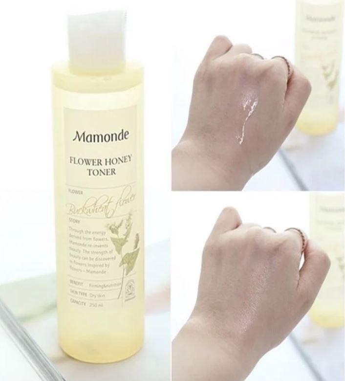 nước hoa hồng mamonde 15