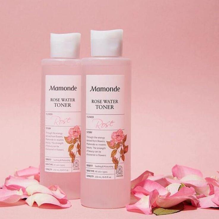 nước hoa hồng mamonde 2