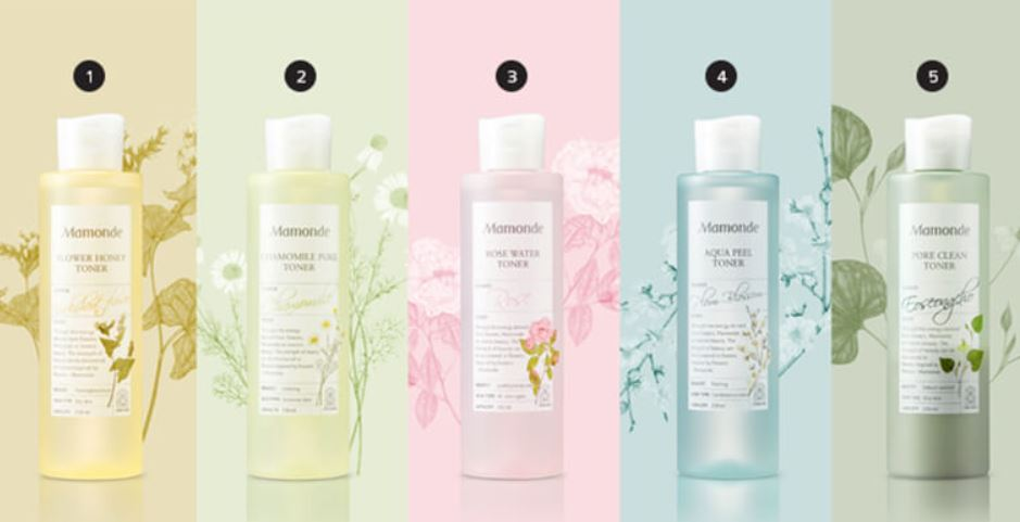 nước hoa hồng mamonde 6
