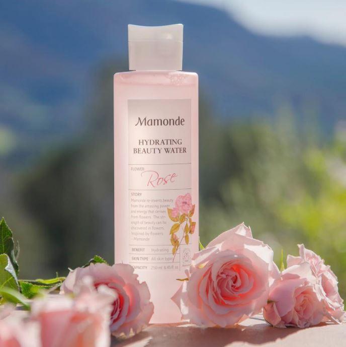 nước hoa hồng mamonde 7