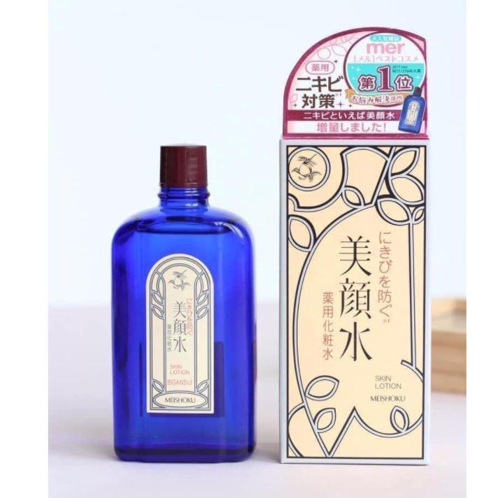 Nước hoa hồng Nhật Meishoku