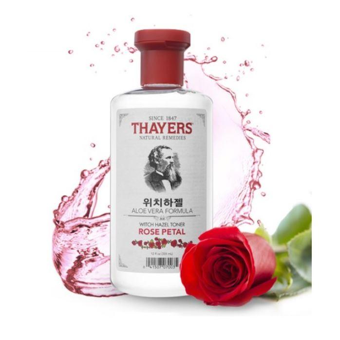 nước hoa hồng thayer 9