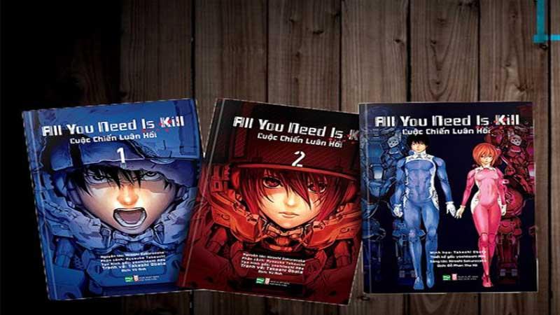truyện Light novel 10