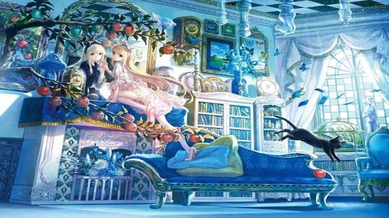 truyện Light novel 2