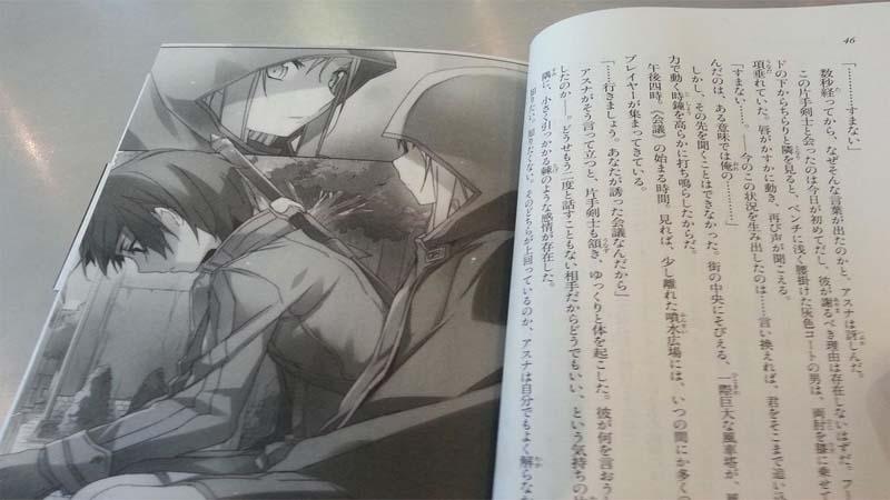 truyện Light novel 3