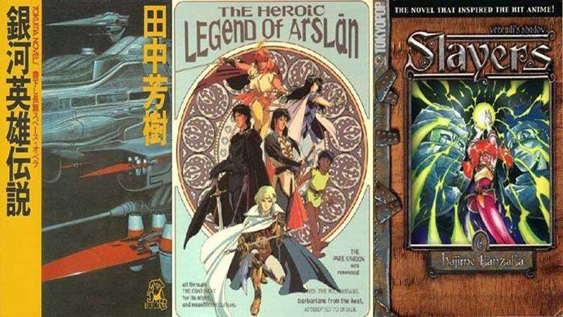 truyện Light novel 4
