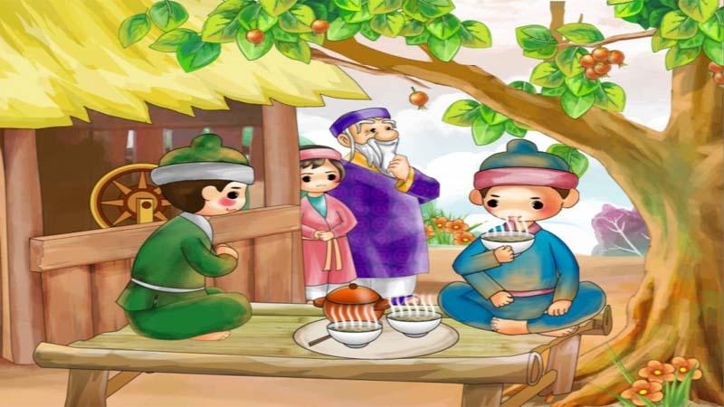 Truyện cổ tích Việt Nam 3