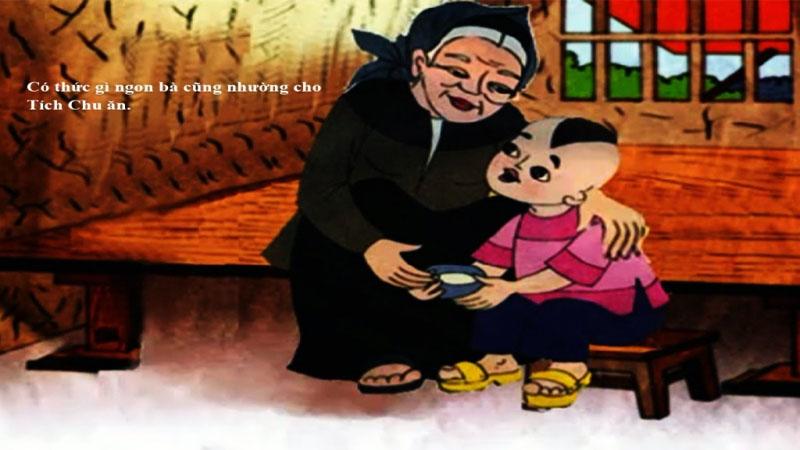 Truyện cổ tích Việt Nam 4