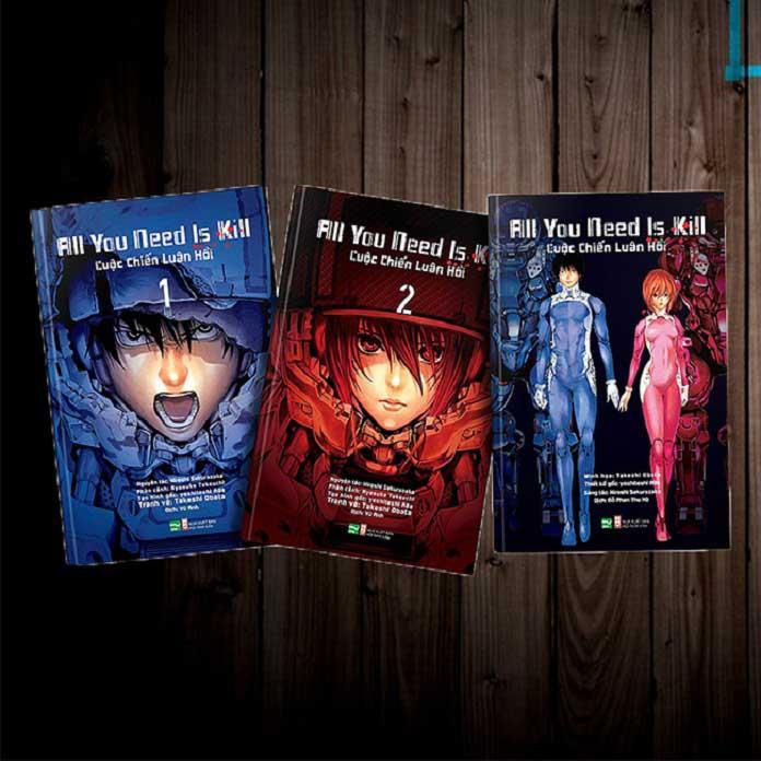 truyện light novel hay nhất 2