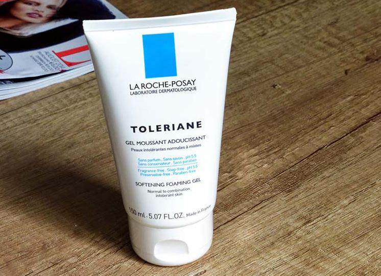 Sữa rửa mặt La Roche-Posay Toleriane Softening Foaming Gel