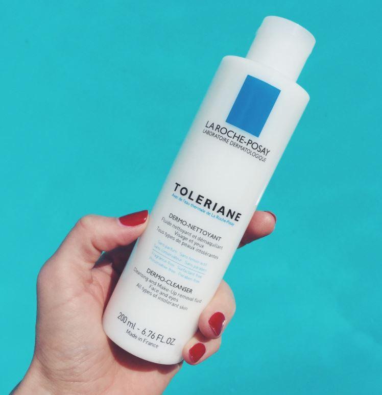 Sữa rửa mặt La Roche-Posay Toleriane Dermo Cleanser