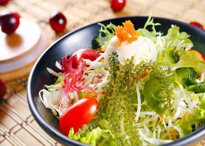 Ăn rong nho có giảm cân không 3