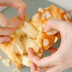 cách làm bánh mì bằng nồi chiên không dầu 2