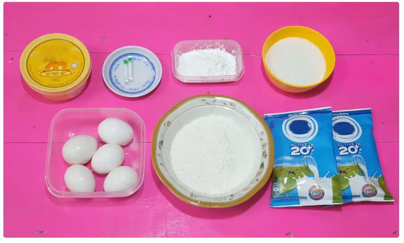 Cách làm bánh Su kem bằng nồi chiên không 2