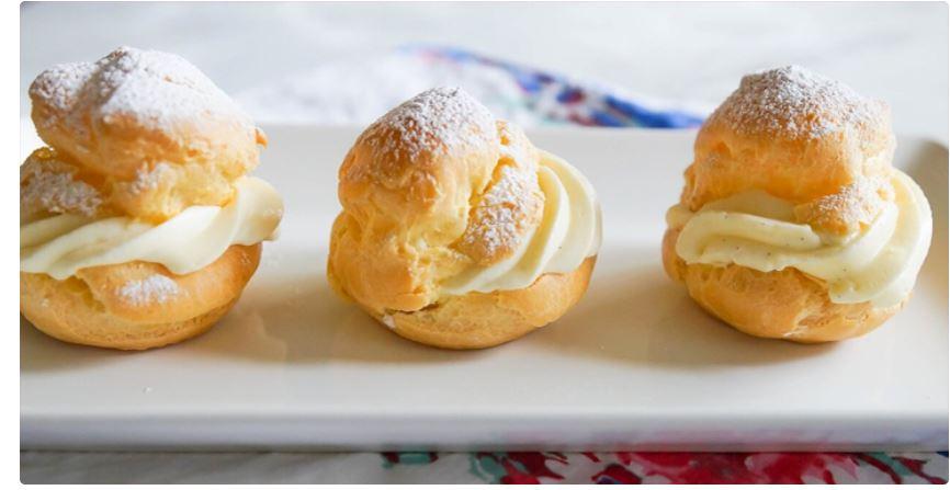 Cách làm bánh Su kem bằng nồi chiên không 7