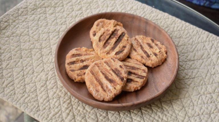 cách làm bánh bằng nồi chiên không dầu15