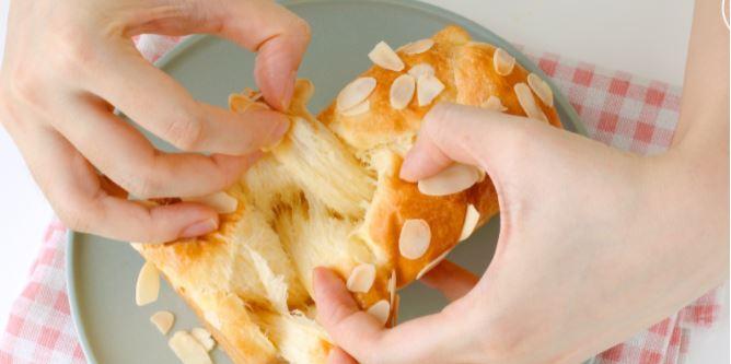 cách làm bánh bằng nồi chiên không dầu9
