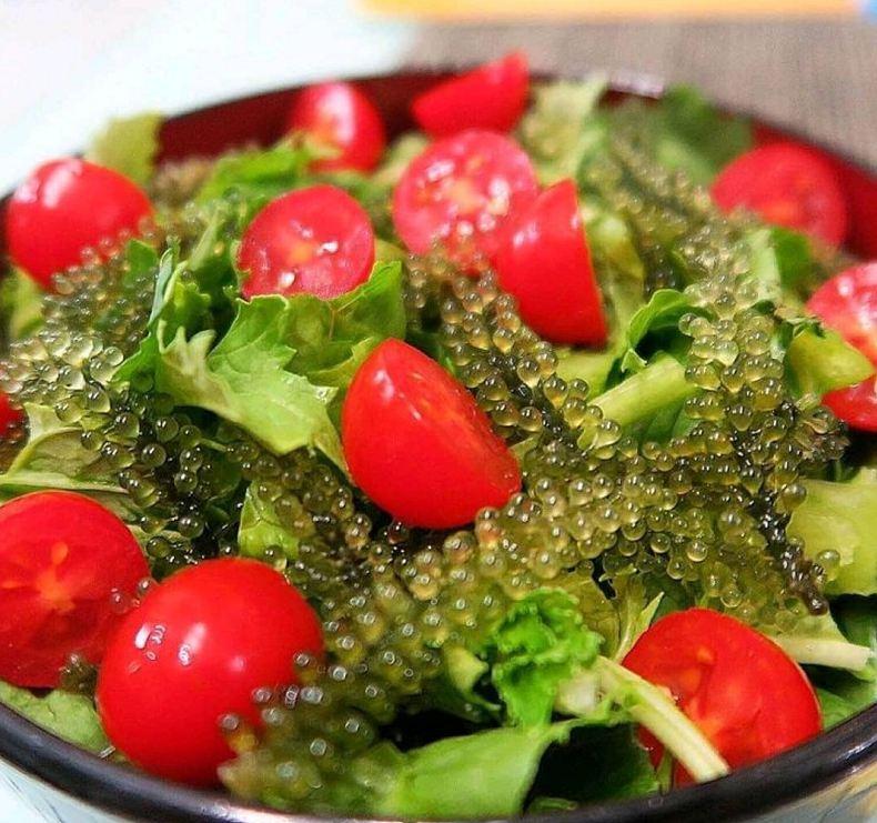 Salad Rong nho 11
