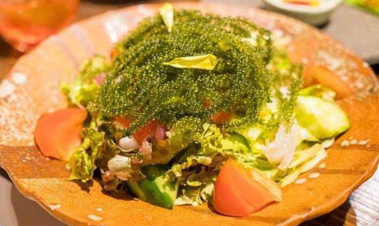 Salad Rong nho 12