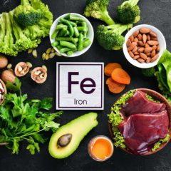 thực phẩm bổ sung sắt