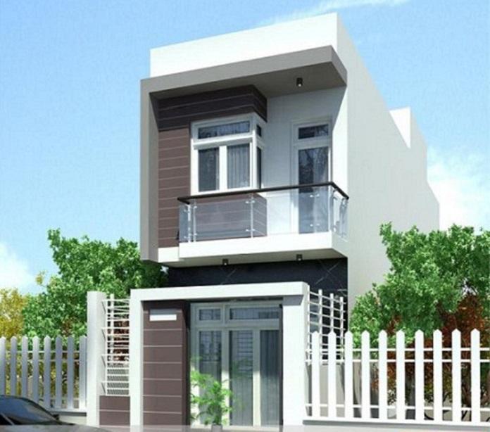 các mẫu nhà 2 tầng đơn giản 2