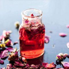 cách làm nước hoa hồng 1